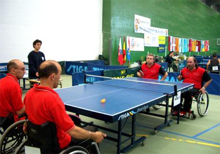 25e03d4c7 Inicia torneo selectivo de tenis de mesa en el Centro Paralimpico ...